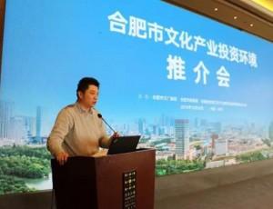 合肥文化产业投资环境杭州推介会举行,合肥新鼎明受邀出席